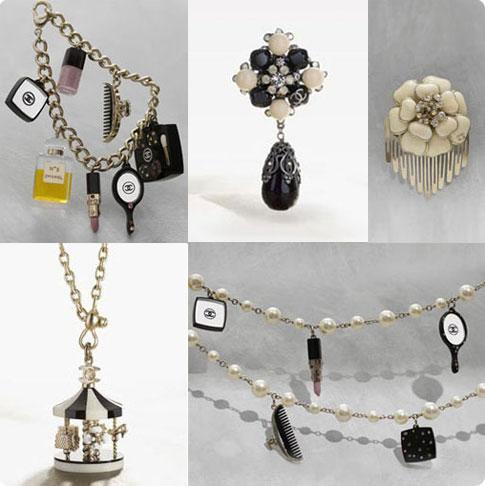 Chanel ou l\u0027art du bijou plein de charme , Les Minie\u0027s du Guide Beauté Femme