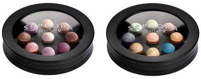 dans le mme genre on note ces palettes de fards sephora toujours la colorful pro offre 6 teintes complmentaires contre 4 pour la colorful - Prix Maquillage Mariage Sephora