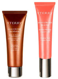 Maquillage avec acide hyaluronique BY Terry