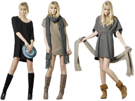 Robe a la mode cet hiver