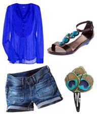 Mode, un printemps sous le signe du bleu - Les News du Guide Beauté ... 53d6724eefd8