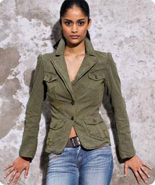 Veste Kaporal Veste Jeans Jeans Femme PH4dx4O