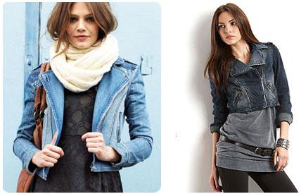 Naf Naf pour cette veste en cuir stylée à la coupe canon. Mini-zip, bas  ouvert et petit col montant, elle a tout bon ! 150 €. a84675bc667d