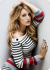 Image Blake Lively pour Marie Claire US Nov 09