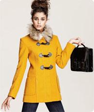 Veste manteau femme 2012